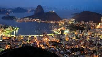 Rio de janeiro which places famous for nightlife and entertainment