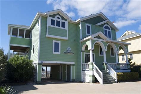 outer banks one bedroom rentals surround sound cottage 279 l corolla nc outer banks