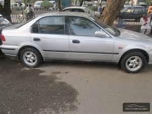 Honda Civic For Sale 1996 Used Honda Civic 1996 Car For Sale In Lahore 870335