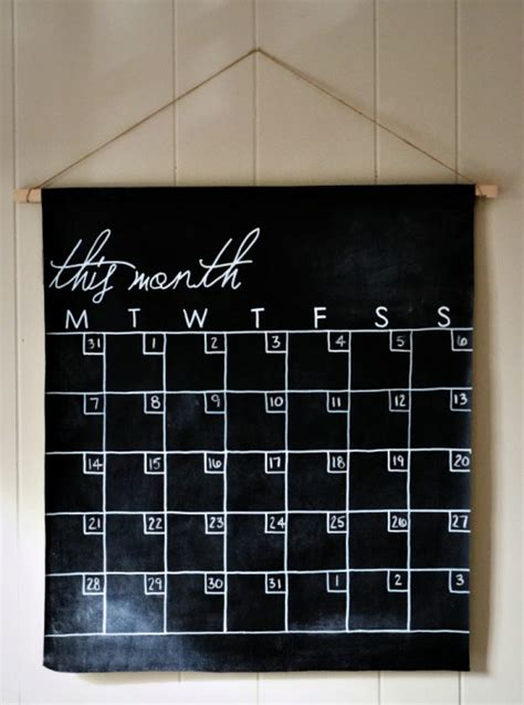Home Decor Chalkboard by How To Use Chalkboard Pieces For Home D 233 Cor 35 Cool Ideas