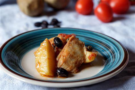 cucinare lo stocco pesce stocco e patate alla calabrese la cucina di claudio