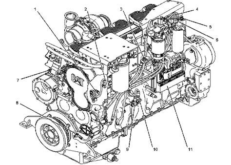 cat c15 engine diagram cat c15 ecm wiring diagram imageresizertool