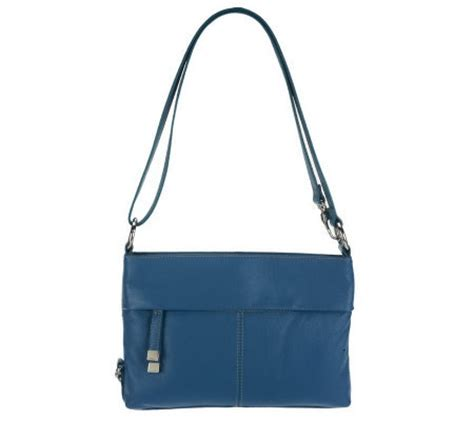 Tignanellos Eastwest Shopper From The Nantucket Collection tignanello pebble leather east west convertible crossbody
