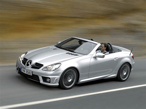 Home Interior Lamps by Mercedes Benz Slk 55 Amg R171 Specs 2008 2009 2010