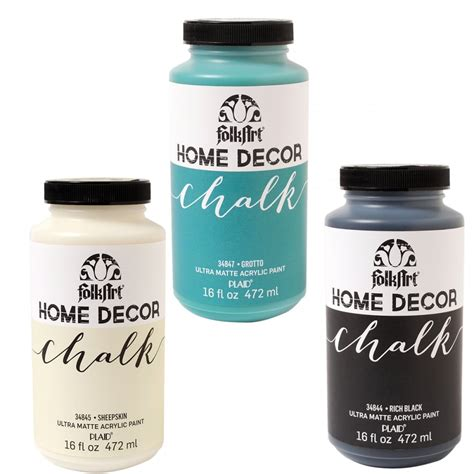 chalk paint uk folkart home decor chalk paint plaid from craftyartscouk