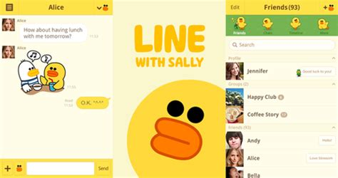 line theme android phone line line theme shop opens on android devices line
