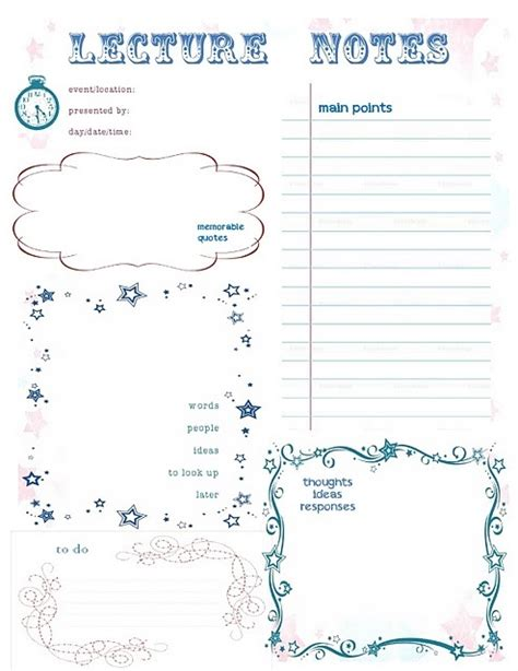 writing journal template and journal topic by hailey