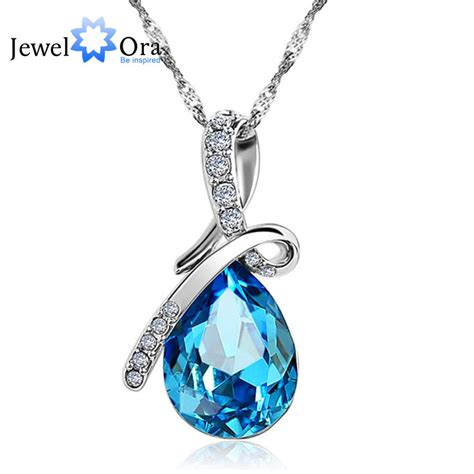 aliexpress buy fashion blue water drop