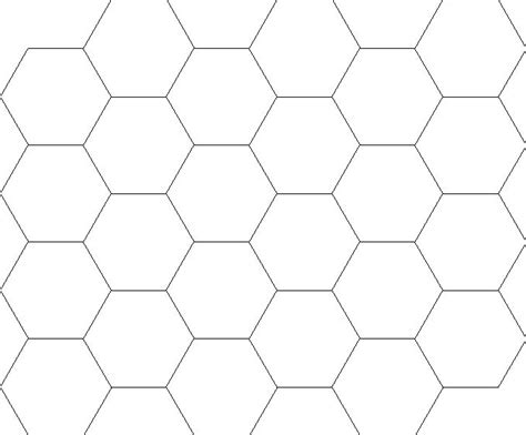 Hexagon Pattern Name | hexagon pattern math pictures images clip art