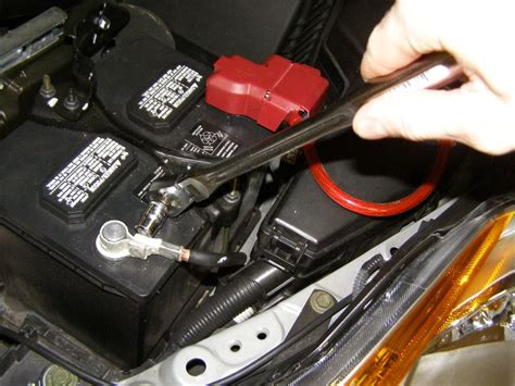 2005 nissan altima battery how to make a nissan altima battery terminal replacement