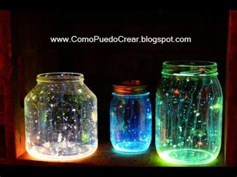 manualidades de navidad con fradcos de gerber como hacer frascos decorados youtube