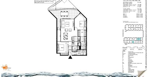 Apartment Floor Plans Brisbane Brisbane Apartment Water S Edge At West End Now Released