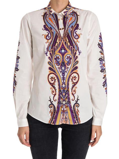 paisley pattern hoodies paisley patterned cotton shirt by etro shirts ikrix