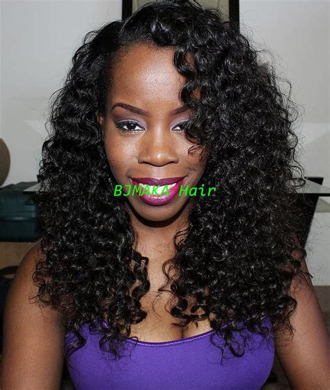 2014 african american long hairstyles for women invisible part 2014 new black women s hairstyles brazilian human hair