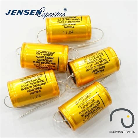 audio signal capacitor 0 1uf 1000v silver foil audio signal capacitor denmark audio hifi parts