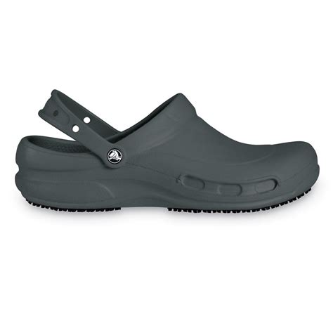 crocs clog big 6 edition crocs bistro graphite mario batali edition enclosed