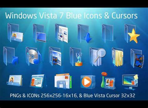 Icon Themes For Windows 7 | 10 best vista windows 7 themes