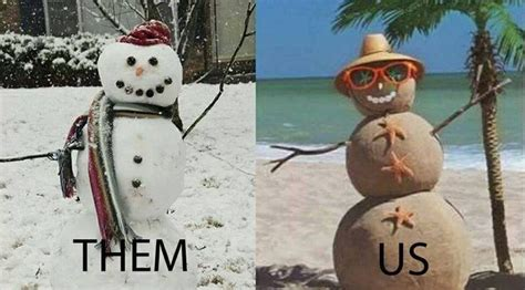 northern vs southern hemisphere christmas funny