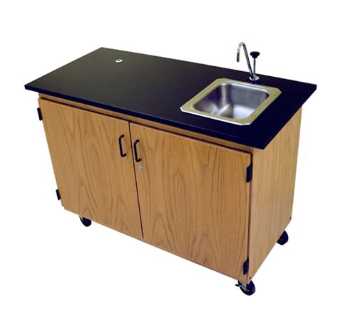 Cing Kitchen Sink Deluxe Cing Kitchen Stand With Sink Basin Tularosa