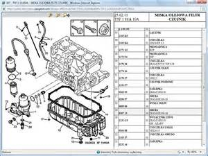 Peugeot 307 Engine Layout Peugeot 307 Czujnik Poziomu Oleju Peugeot Forum