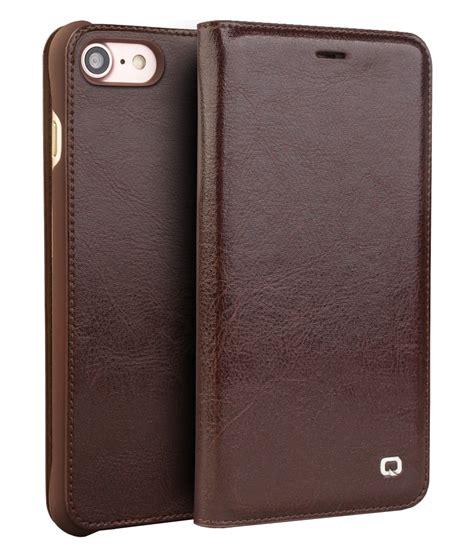 Sale 50 Iphone 4 Flip Cover Magnetic Lock iphone 8 plus 7 plus classic leather magnetic flip qialino