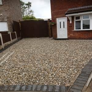 How To Lay Patio Slabs On Gravel How To Lay A Gravel Driveway Gravelmaster