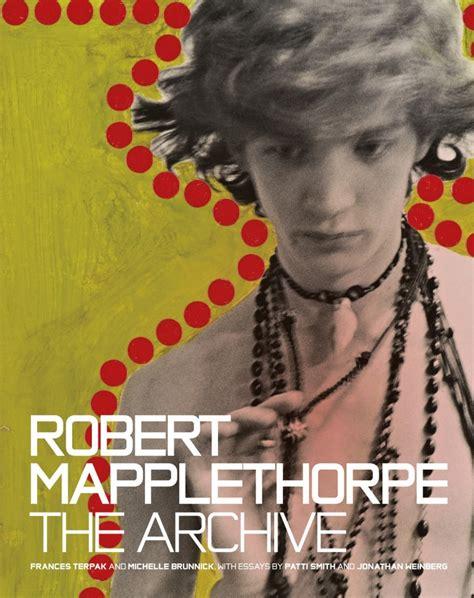 libro robert mapplethorpe the m 225 s robert mapplethorpe editan un libro que recopila el