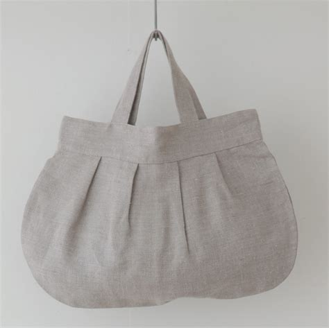 Tas Foggy fog linen ronde linnen tas warenmagazijn warenhuis
