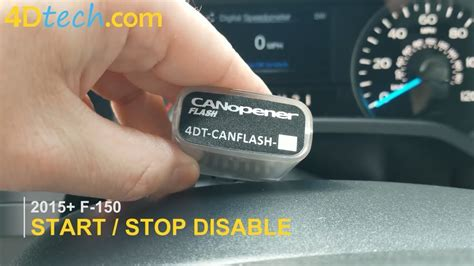 ford  disable auto startstop feature toggle    permanently version  youtube