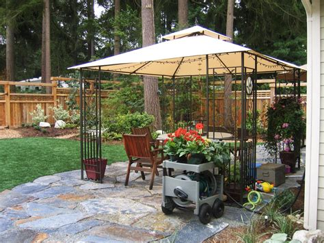 covered outdoor seating photo page hgtv