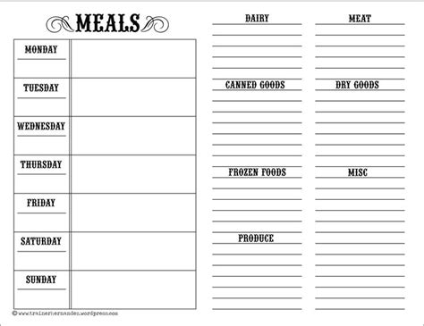 meal planning worksheet 19 best images of meal planning printable worksheets menu planning worksheet 5 day meal