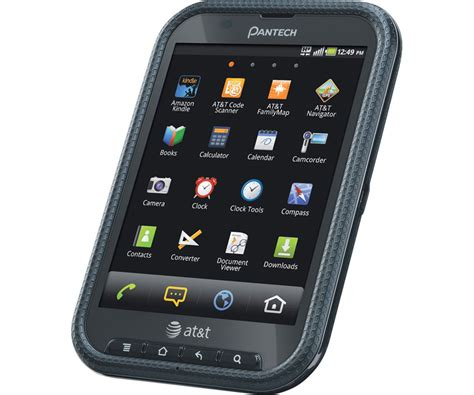 pocket for android pantech pocket android smartphone