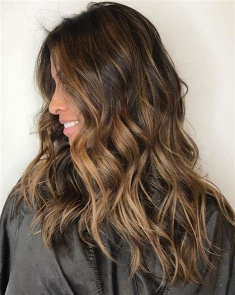 haircuts and highlights near me 60 hairstyles featuring dark brown hair with highlights