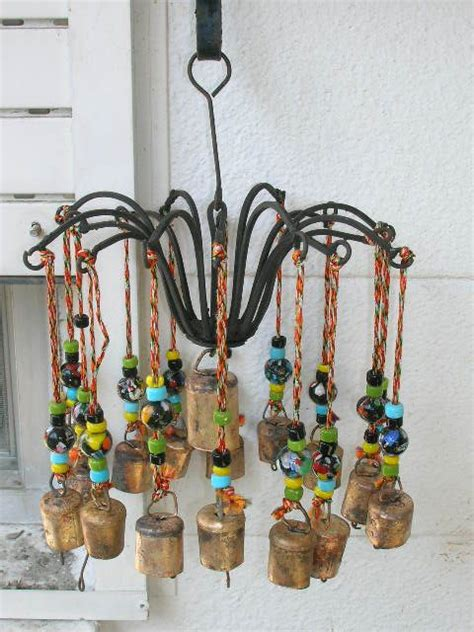 How To Make Handmade Wind Chimes - 88 best diy wind chime ideas images on