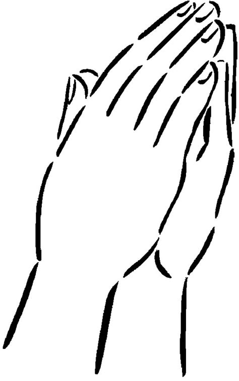 coloring page of praying hands pair of hands coloring pages best place to color