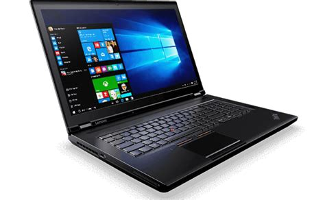 Lenovo P70 thinkpad p70 best mobile workstation laptop lenovo india