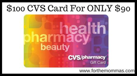 Cvs Gift Card Number - 100 cvs gift card for only 90 00 free mail delivery ftm