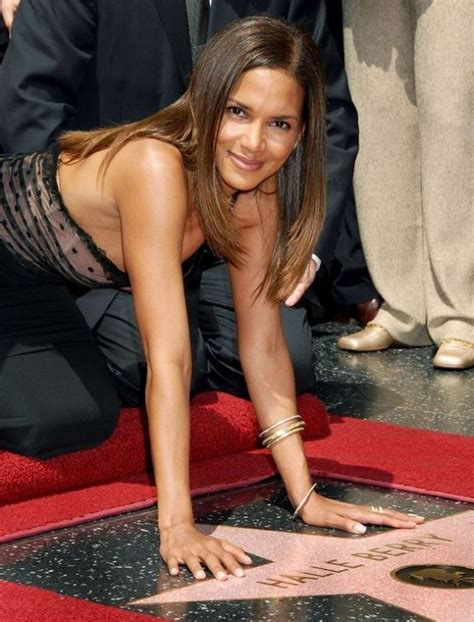 Halle Berry Gets On Knees For A by 175 Best Images About Halle Berry On