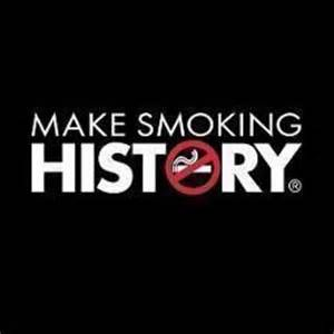 Make make smoking history msh wa twitter