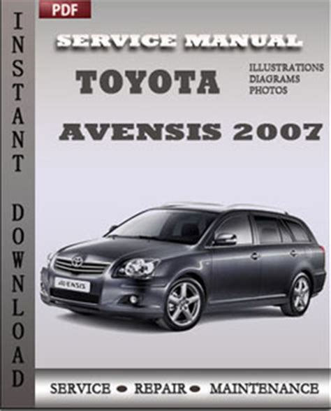 service manual car service manuals pdf 2003 toyota sequoia transmission control service toyota avensis repair manual pdf