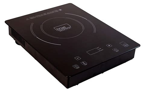 Induction Cooktop Burner - true induction ti 1b single burner counter inset energy
