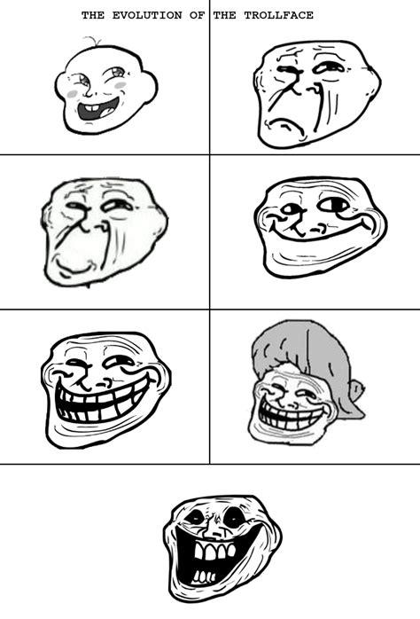 Trollface Memes - evolution of the trollface meme by kazdizzle117 memedroid