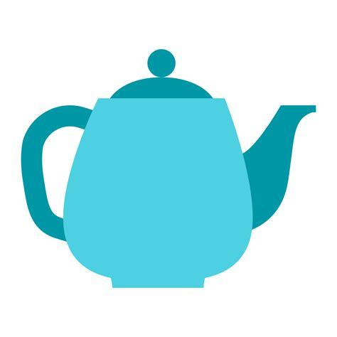 teapot clipart simple pencil   color teapot clipart