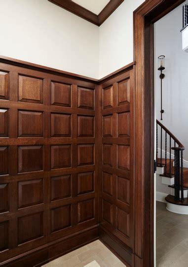 Wood Wainscotting by 7 Beautiful Wainscoting Ideas Decorchick