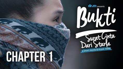 film surat cinta untuk starla chapter 1 bukti surat cinta dari starla chapter 1 short movie