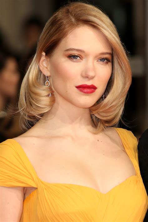 lea seydoux diet bazaar s beauty tips and tricks celebrity makeup ideas