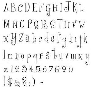 free letter font templates free letter stencils to print and cut out yahoo image