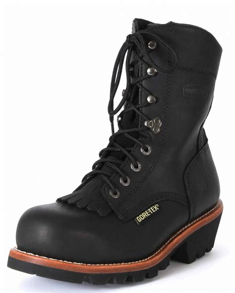 mens work boots brands wolverine 174 s waterproof steel toe work boots fort brands