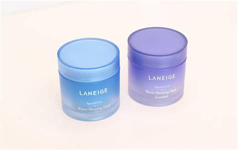 Laneige Water Sleeping Mask Laneige Original laneige water sleeping mask original lavender 70ml new packaging 11street malaysia masques