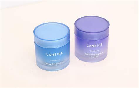 LANEIGE Water Sleeping Mask - Original & lavender 70ml New ... Laneige Water Mask